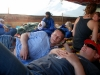 rest-time in tuareg tent