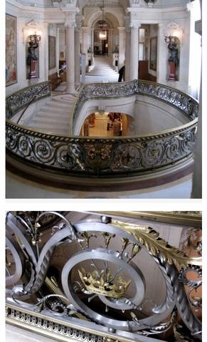 лестница в шантильйи. фото из интернета